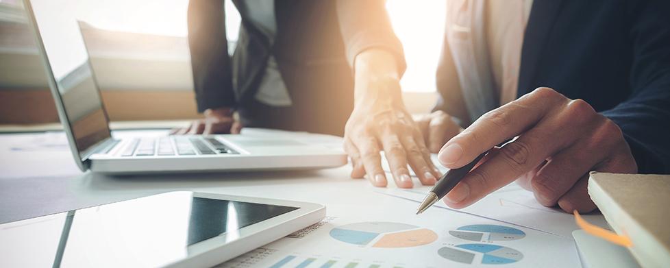 Beratung zu möglichen Förderungen und Finanzierungsvarianten